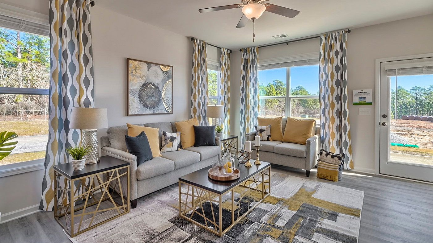 Living Area featured in the Summerton By Stanley Martin Homes in Columbia, SC