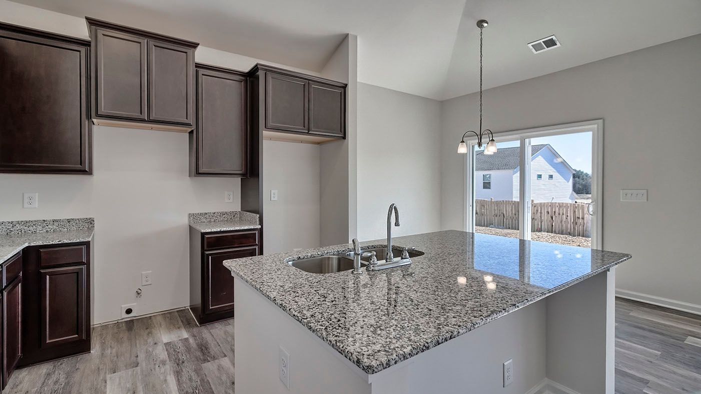 Kitchen featured in the Santee By Stanley Martin Homes in Columbia, SC