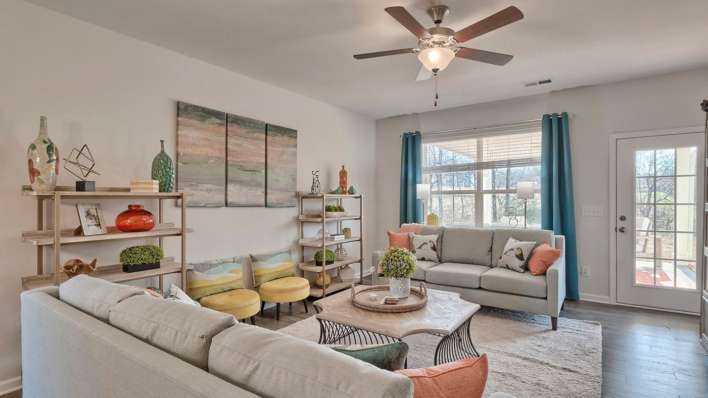 Living Area featured in the Maldon By Stanley Martin Homes in Columbia, SC