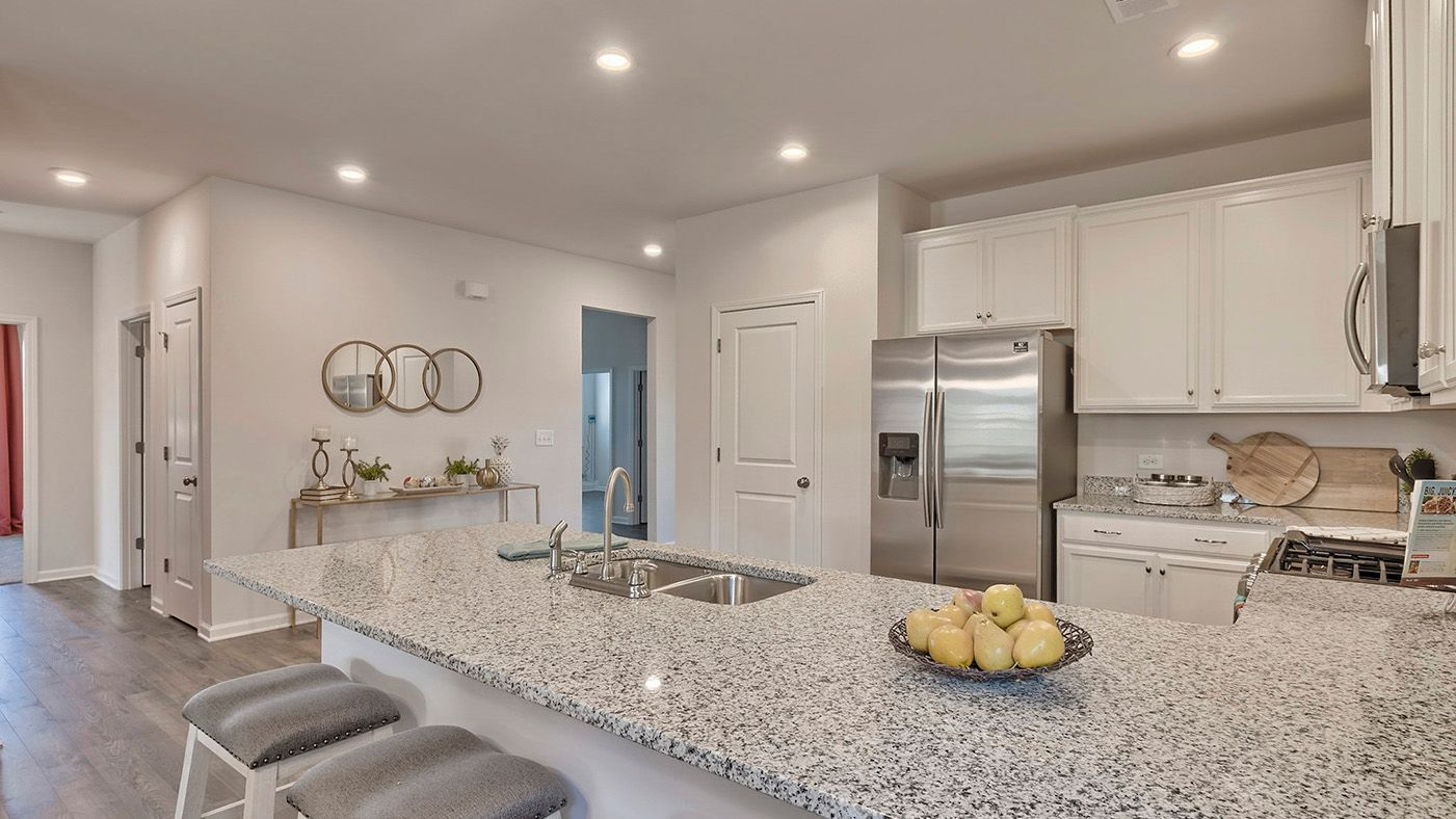 Kitchen featured in the Maldon By Stanley Martin Homes in Columbia, SC