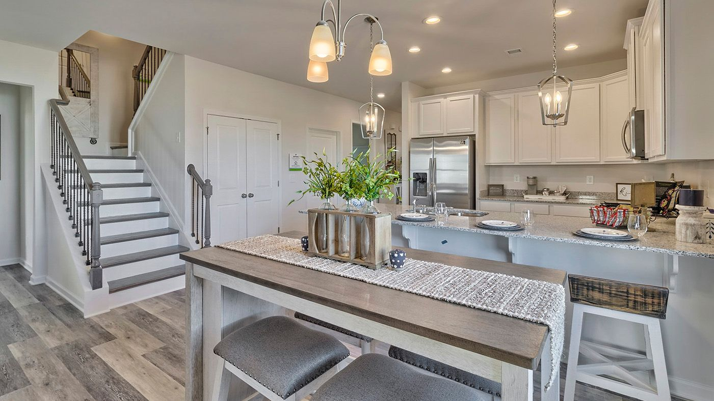 Kitchen featured in the Hazelwood By Stanley Martin Homes in Columbia, SC