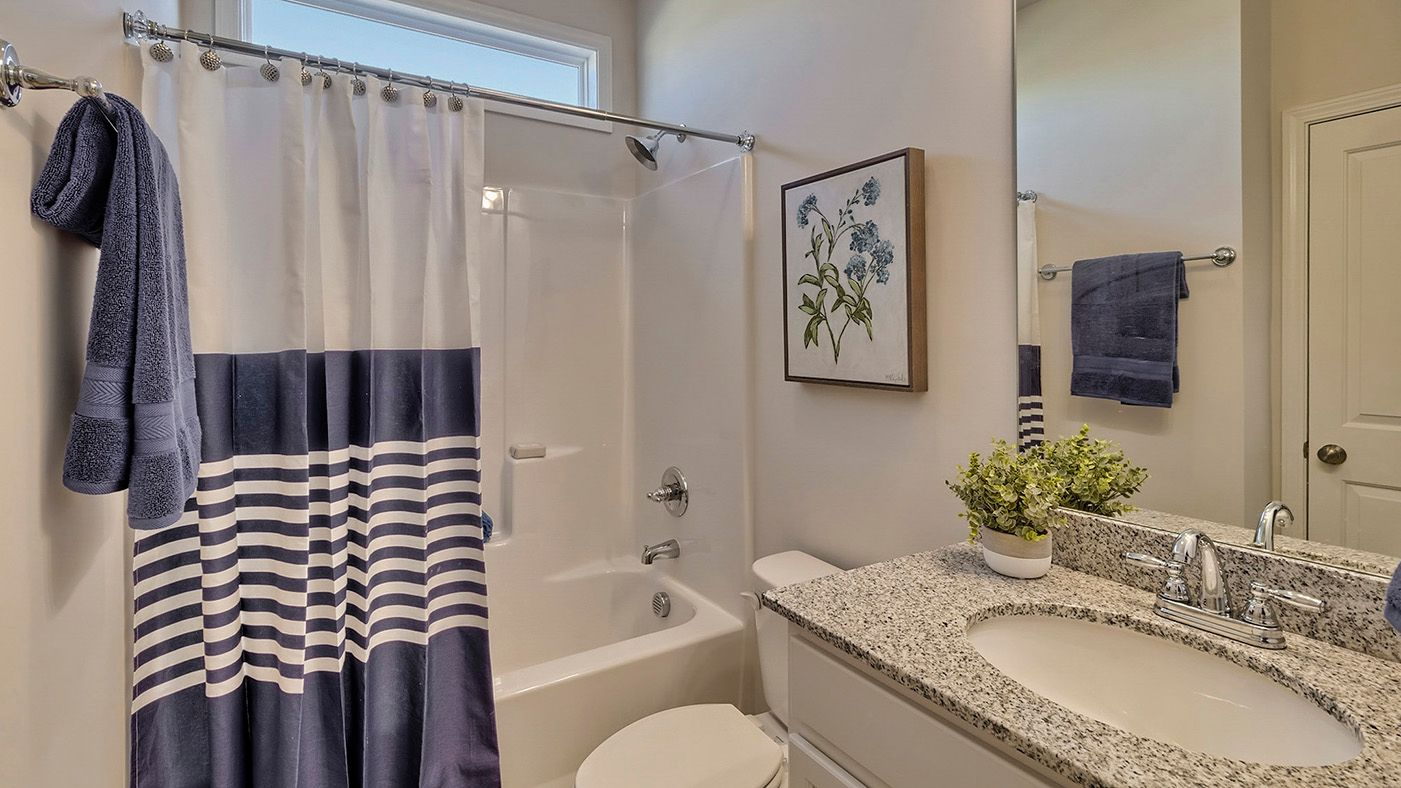 Bathroom featured in the Hazelwood By Stanley Martin Homes in Columbia, SC