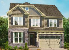 Chloe II - The Residences at West Village: Apex, North Carolina - Stanley Martin Homes