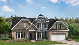 Winchester - Creekside at Chapin Place: Chapin, South Carolina - Stanley Martin Homes