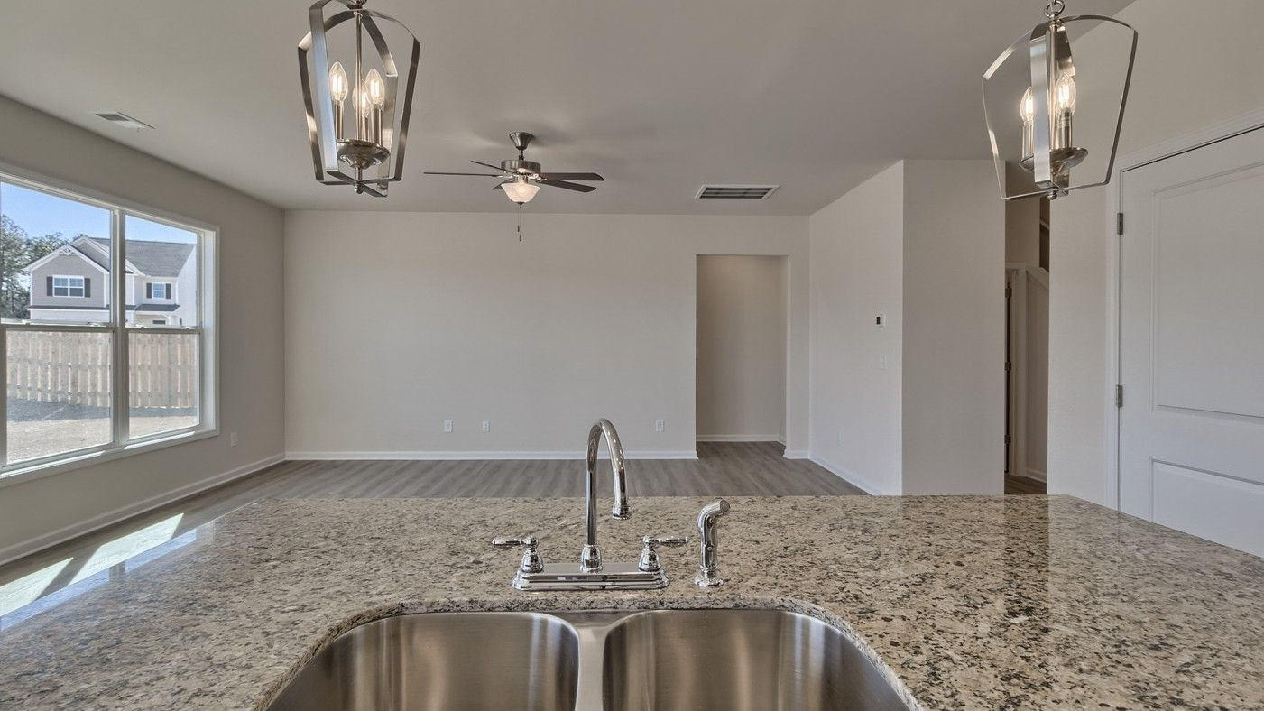 Kitchen featured in the Everest By Stanley Martin Homes in Columbia, SC