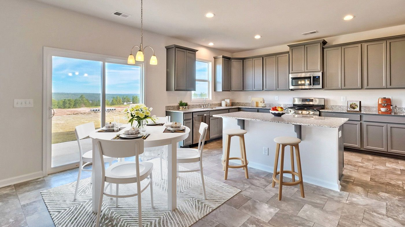 Kitchen featured in the Pinewood By Stanley Martin Homes in Columbia, SC