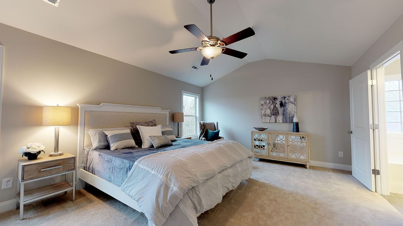 Bedroom featured in the Brantley By Stanley Martin Homes in Columbia, SC