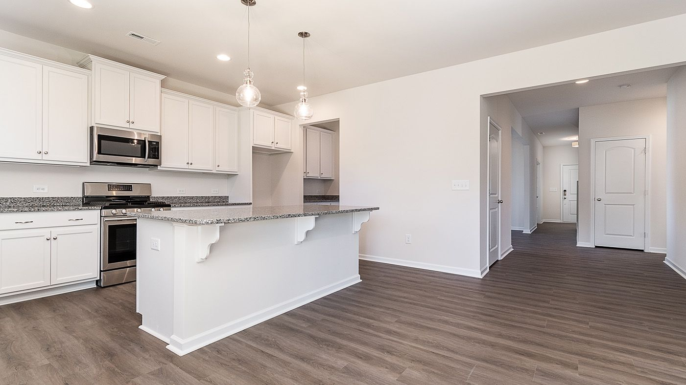 Kitchen featured in the Shiloh By Stanley Martin Homes in Columbia, SC