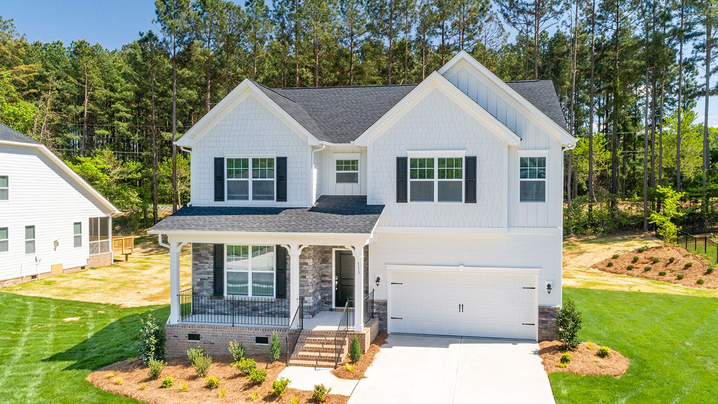 Exterior featured in the Rembert By Stanley Martin Homes in Columbia, SC