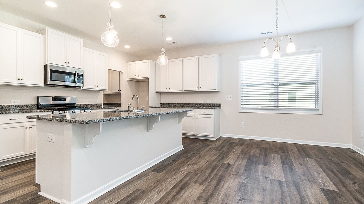 Kitchen featured in the Rembert By Stanley Martin Homes in Columbia, SC