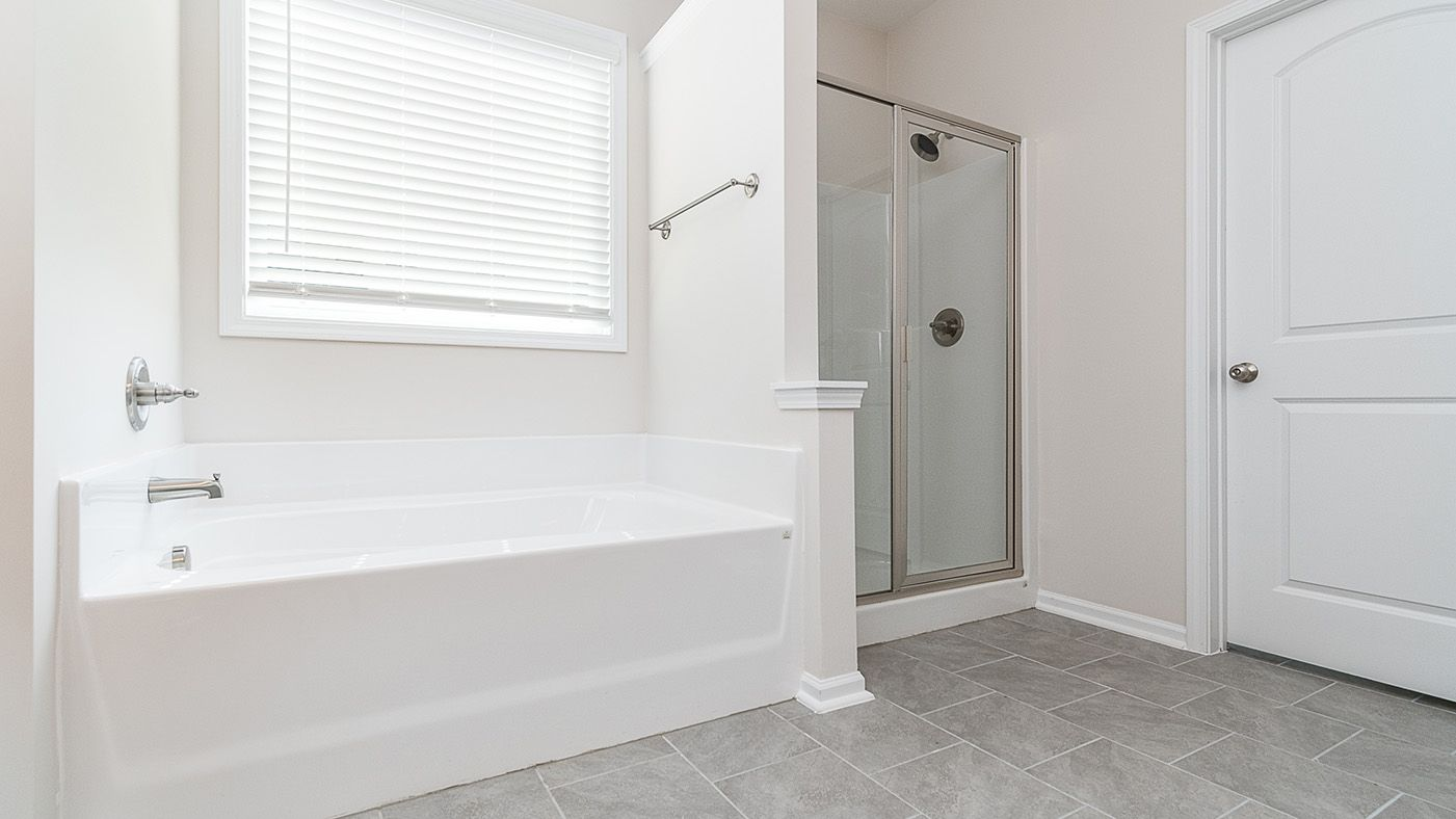 Bathroom featured in the Rembert By Stanley Martin Homes in Columbia, SC
