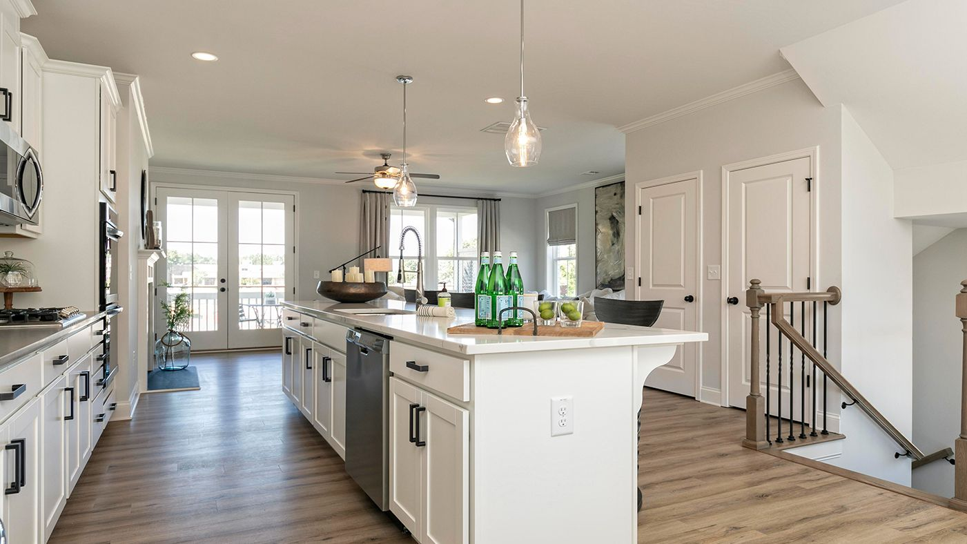 Kitchen featured in the Renata By Stanley Martin Homes in Raleigh-Durham-Chapel Hill, NC