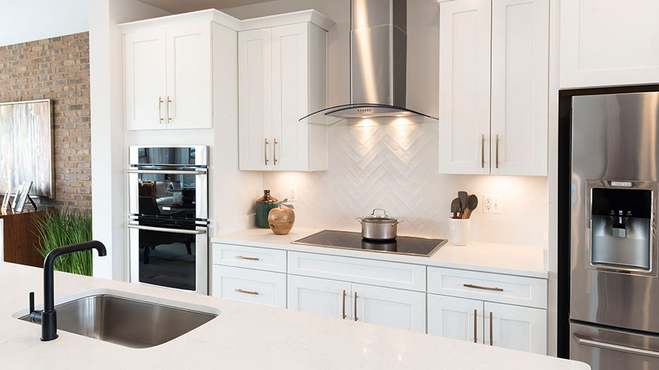 Kitchen featured in the Louisa By Stanley Martin Homes in Raleigh-Durham-Chapel Hill, NC