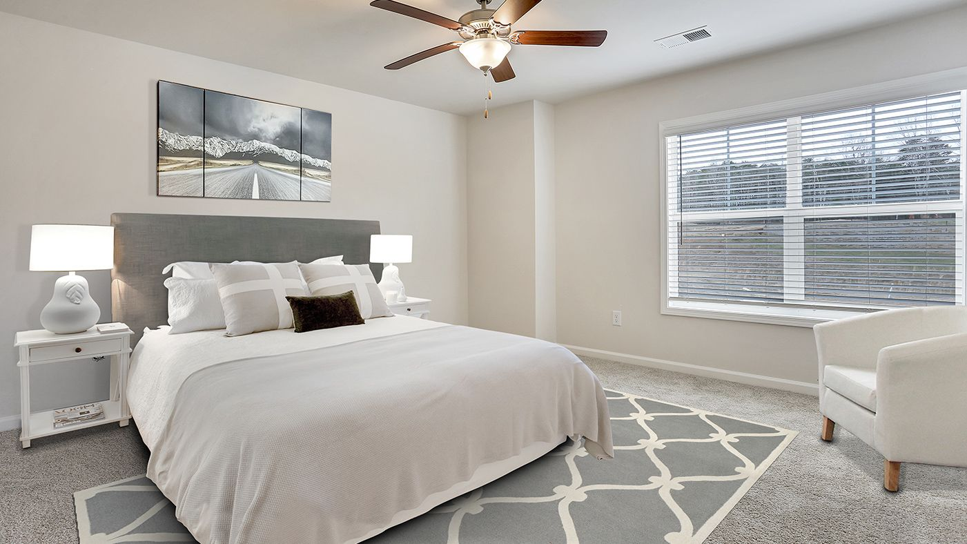 Bedroom featured in the Peachtree By Stanley Martin Homes in Hickory, NC
