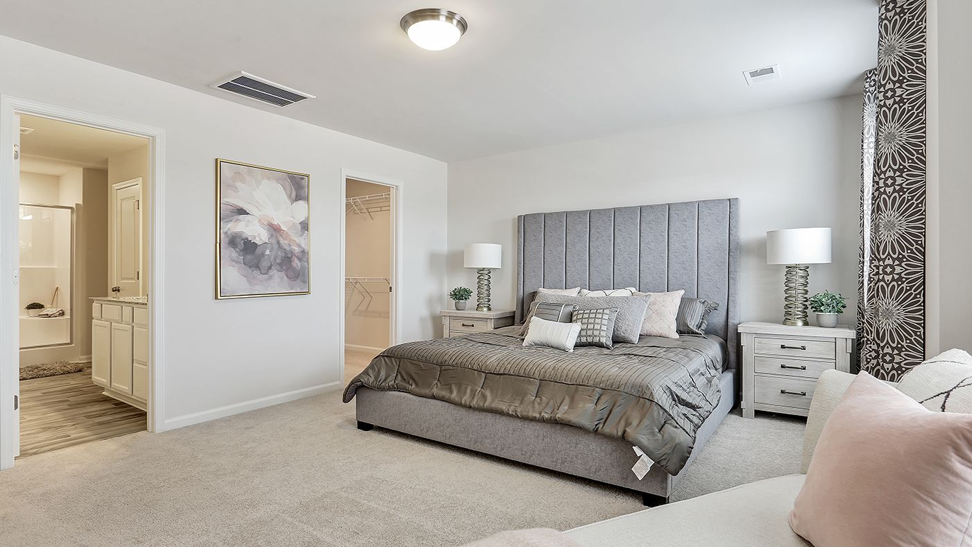 Bedroom featured in the Pointe By Stanley Martin Homes in Greenville-Spartanburg, SC