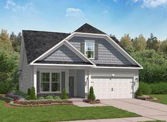 Hazelwood - The Villas at Covington: Indian Land, North Carolina - Stanley Martin Homes