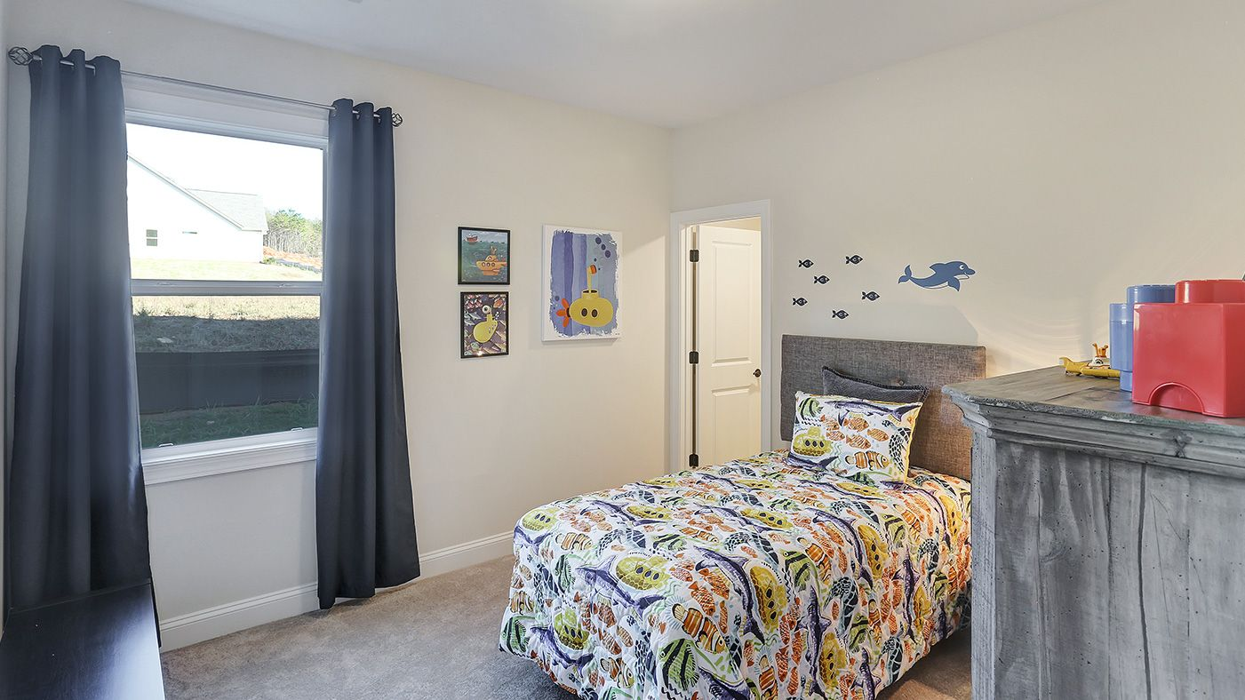 Bedroom featured in the Winchester By Stanley Martin Homes in Augusta, SC