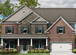 Keighley - Ashley Oaks: Blythewood, South Carolina - Stanley Martin Homes