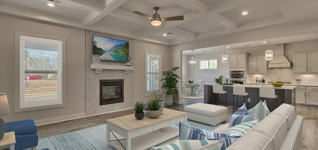 Living Area featured in the Dillon By Stanley Martin Homes in Columbia, SC
