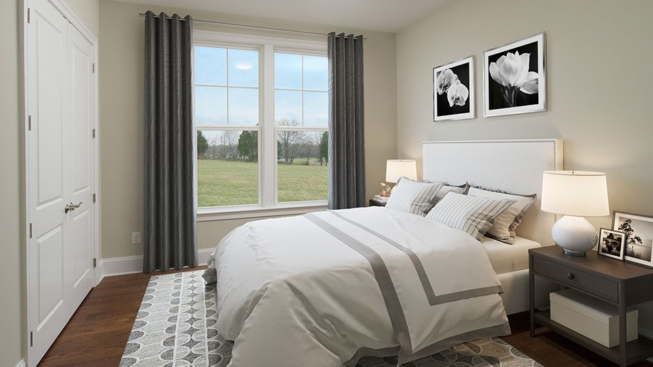 Bedroom featured in the Landon By Stanley Martin Homes in Washington, VA