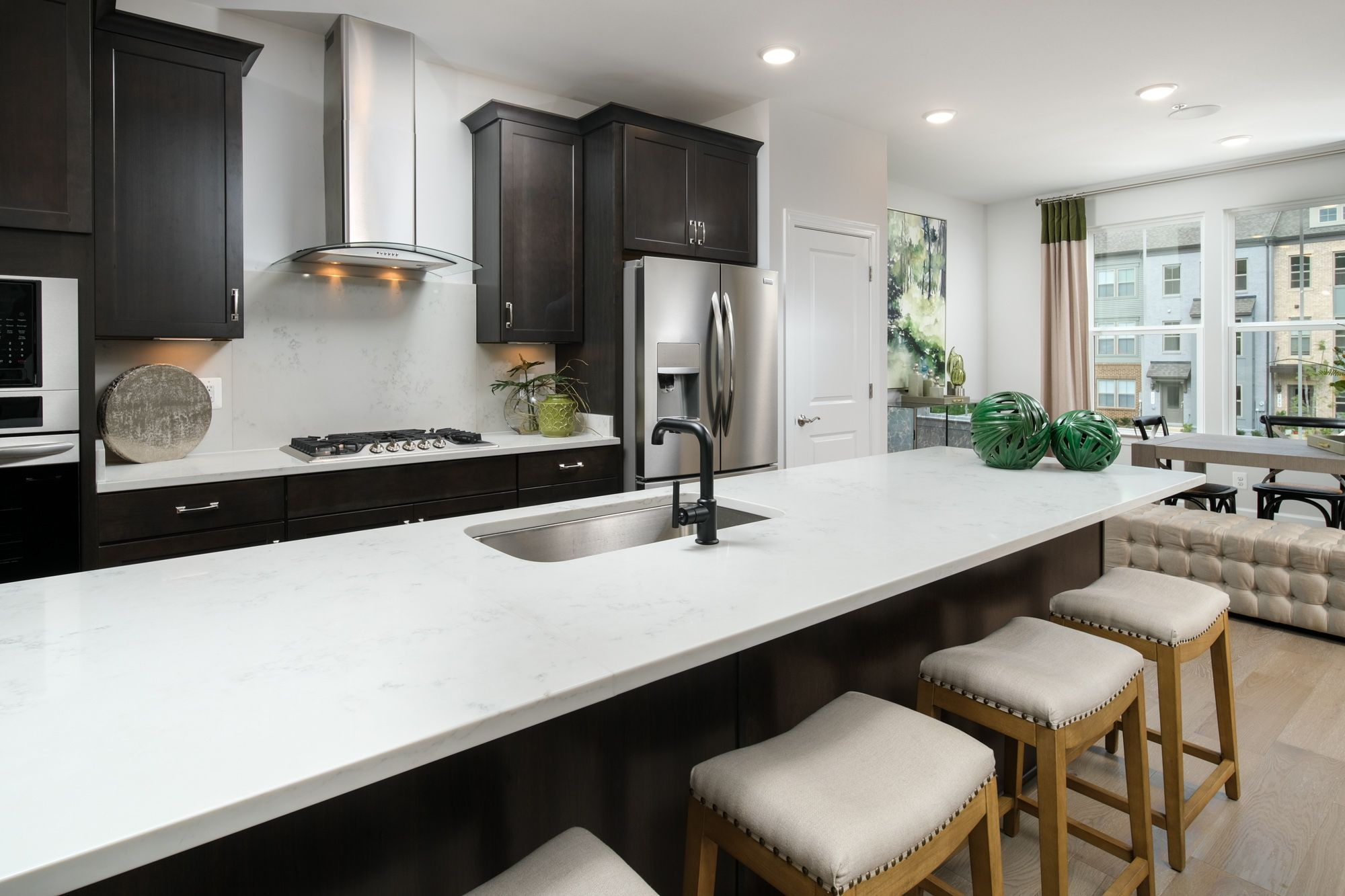 Kitchen featured in the Everett By Stanley Martin Homes in Baltimore, MD