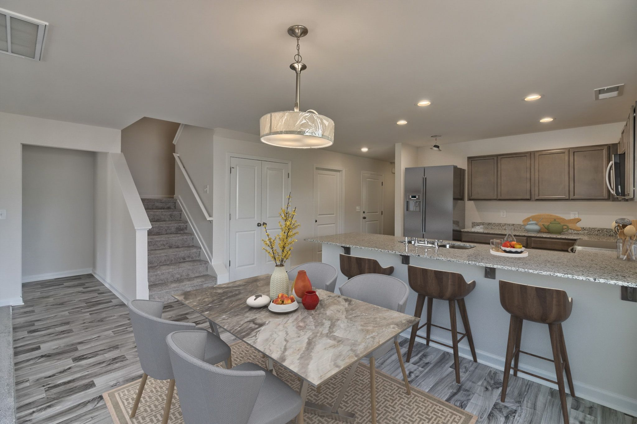 Kitchen featured in the Harley By Stanley Martin Homes in Columbia, SC