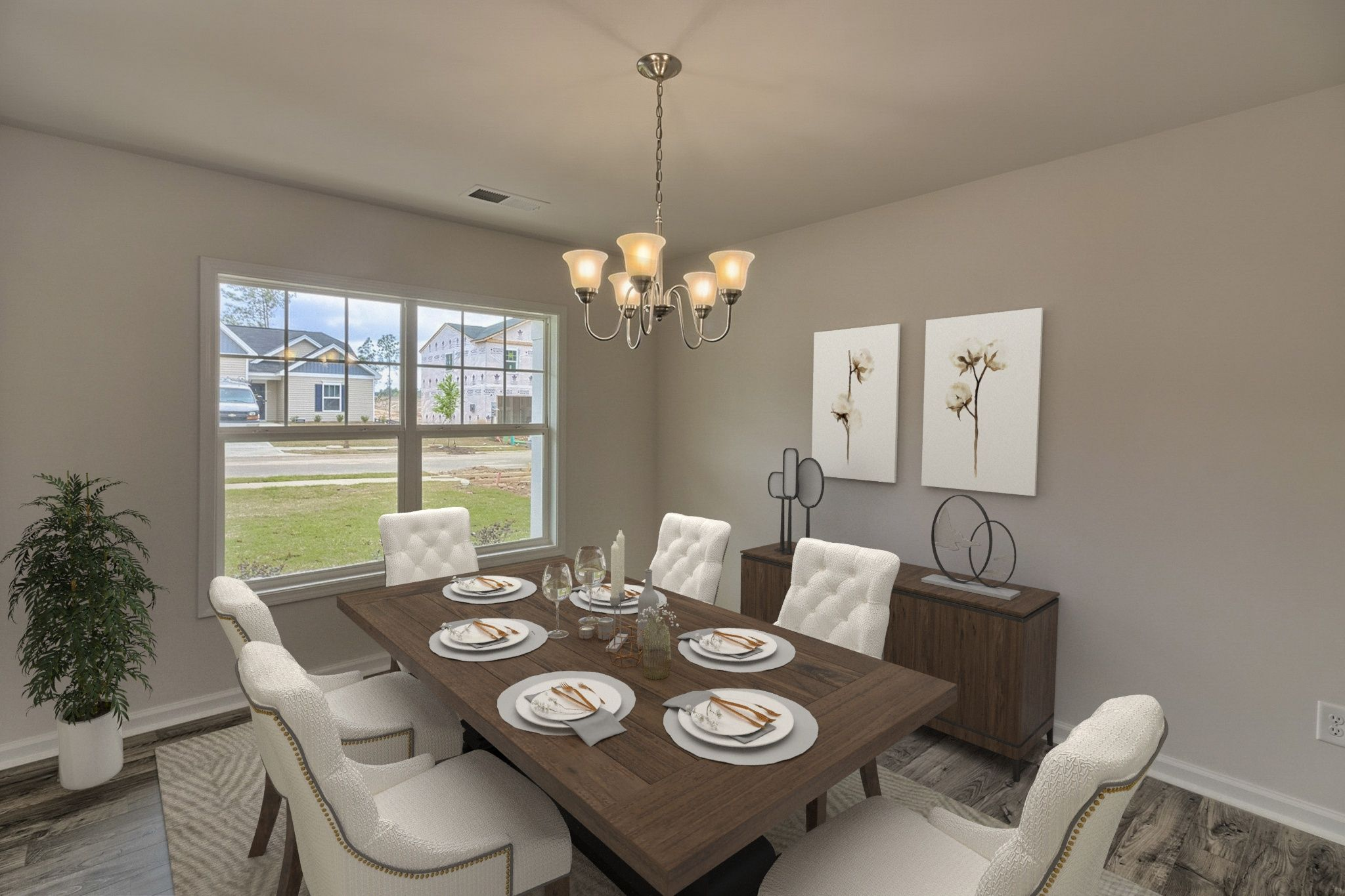 Living Area featured in the Langton By Stanley Martin Homes in Columbia, SC