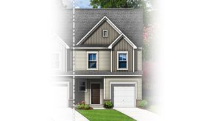 Peachtree - Peachtree Park: Duncan, South Carolina - Stanley Martin Homes