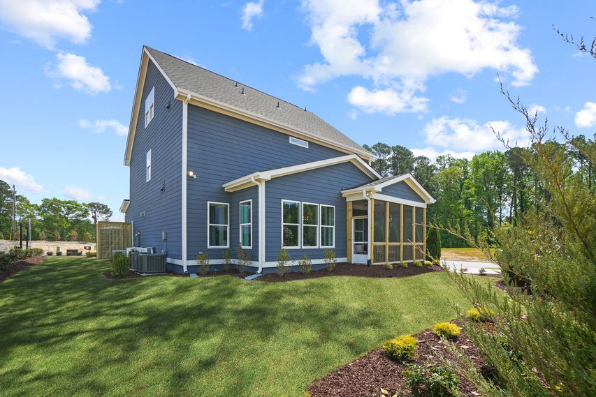 Exterior featured in the Maisie II By Stanley Martin Homes in Raleigh-Durham-Chapel Hill, NC