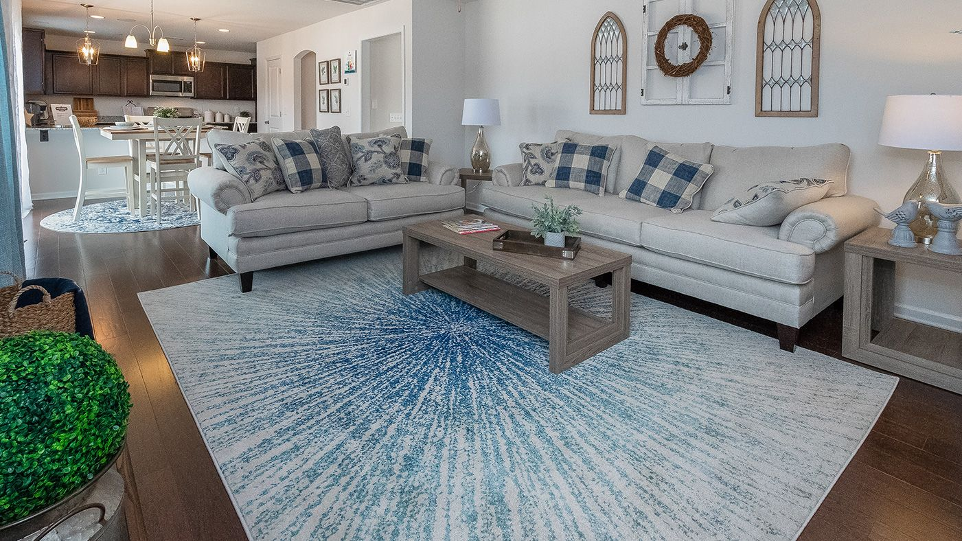 Living Area featured in the Fairview By Stanley Martin Homes in Columbia, SC