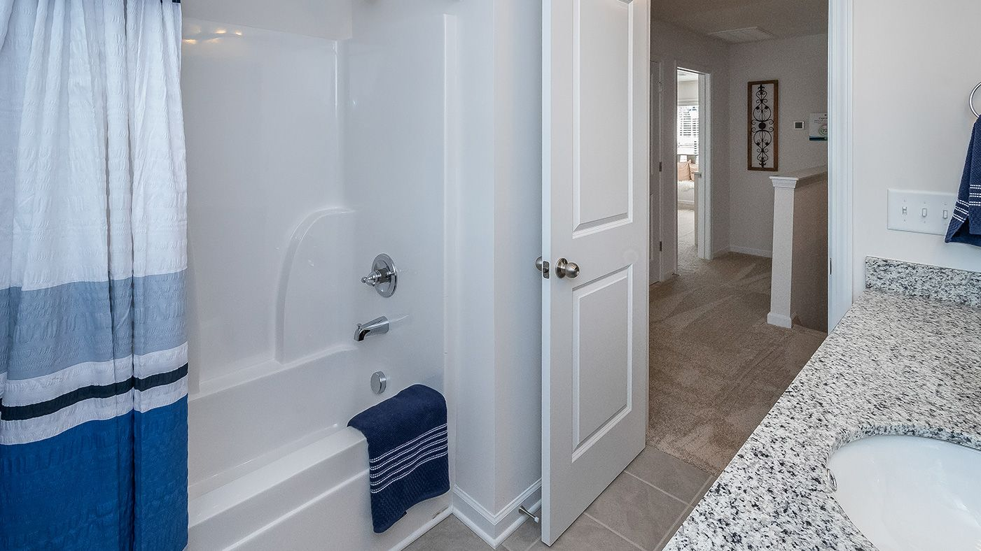 Bathroom featured in the Fairview By Stanley Martin Homes in Columbia, SC