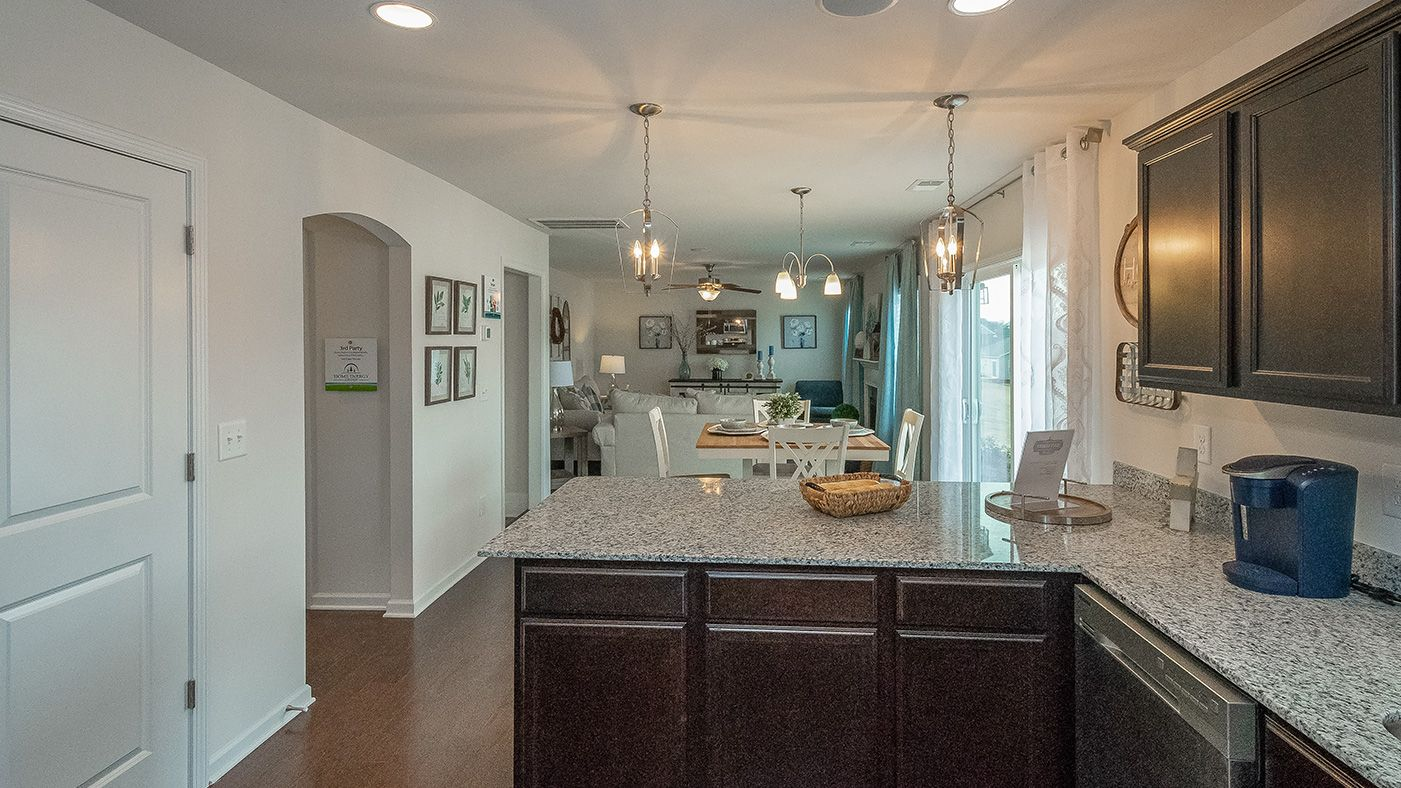 Kitchen featured in the Fairview By Stanley Martin Homes in Columbia, SC