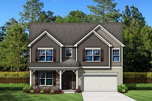 Rembert - Crossbridge at Woodcreek: Elgin, South Carolina - Stanley Martin Homes