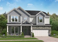 Brantley - Saddlebrook: Lugoff, South Carolina - Stanley Martin Homes