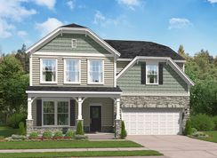 Brantley - Mayfield Crossing: Duncan, South Carolina - Stanley Martin Homes