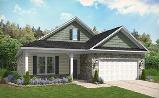Peachtree Park by Stanley Martin Homes in Greenville-Spartanburg South Carolina