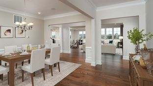 Landon - The Reserve at Holly Springs: Centreville, District Of Columbia - Stanley Martin Homes