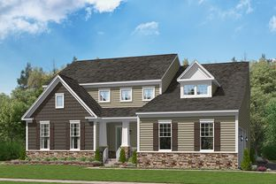 Russell - The Reserve at Holly Springs: Centreville, District Of Columbia - Stanley Martin Homes