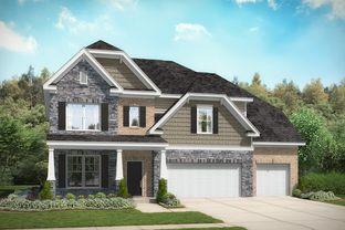 Dillon - Abney Hills Estates: Blythewood, South Carolina - Stanley Martin Homes