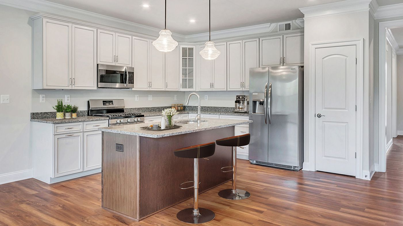 Kitchen featured in The Pickering By Stanley Martin Homes in Charlottesville, VA