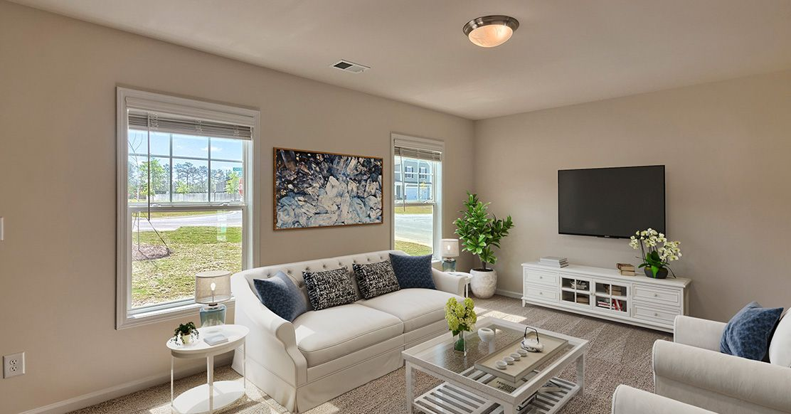 Living Area featured in The Duncan By Stanley Martin Homes in Columbia, SC