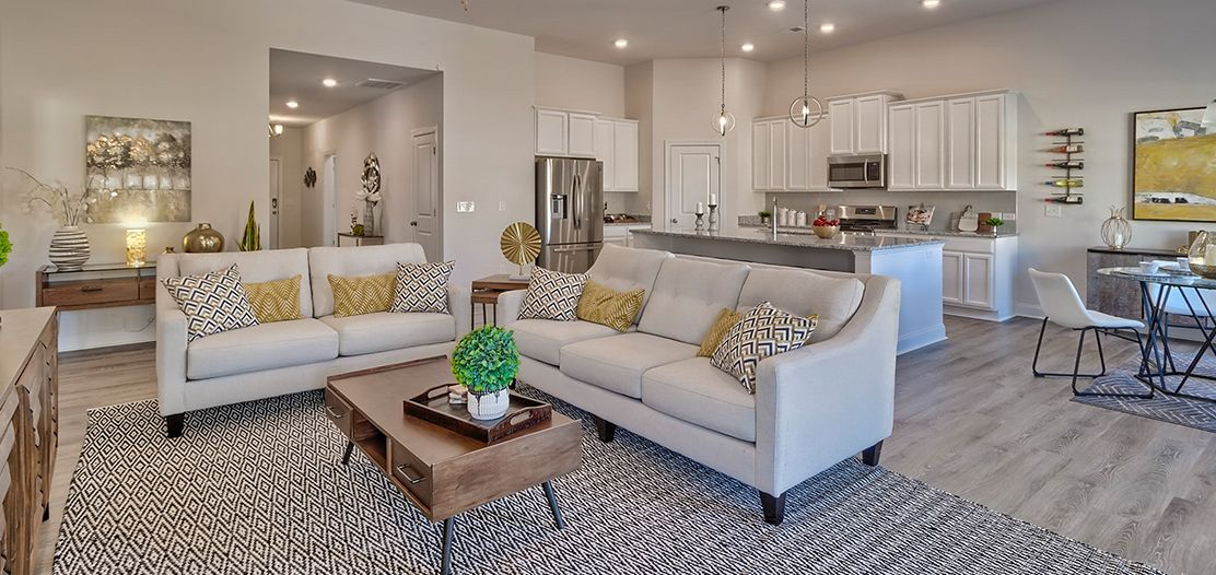 Living Area featured in The Winston By Stanley Martin Homes in Charlotte, NC