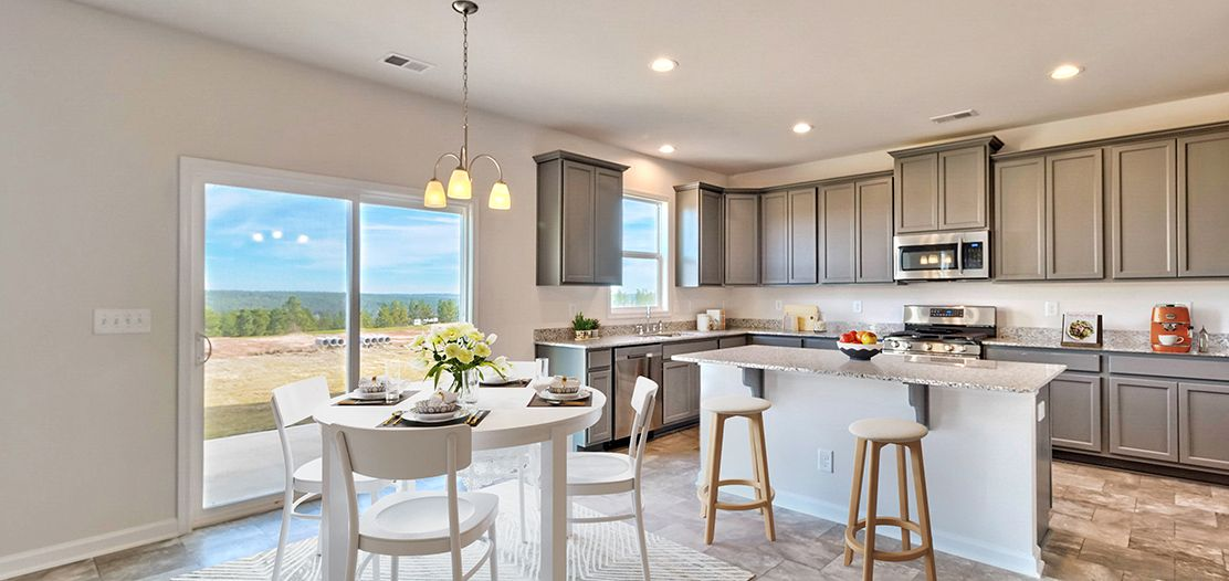 Kitchen featured in The Pinewood By Stanley Martin Homes in Augusta, SC