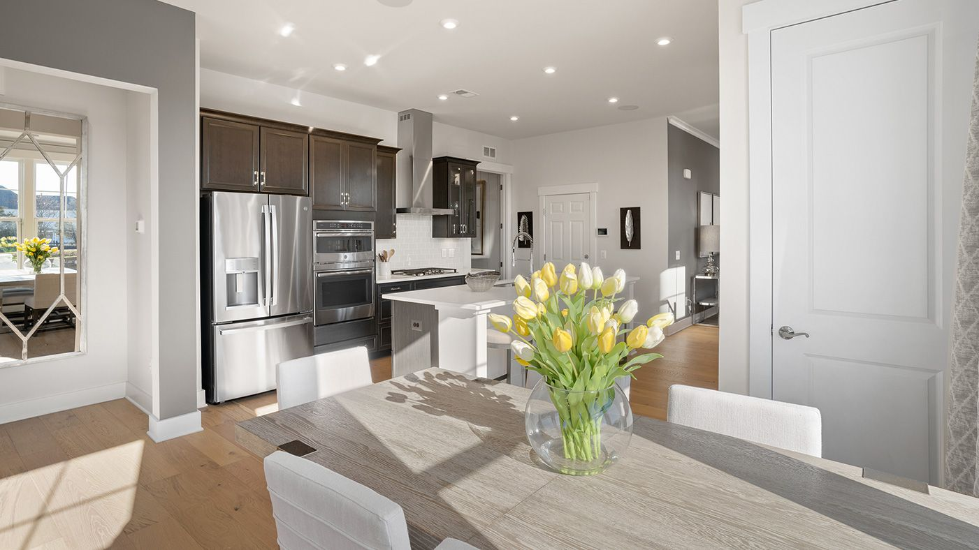 Kitchen featured in The Beck By Stanley Martin Homes in Charlottesville, VA