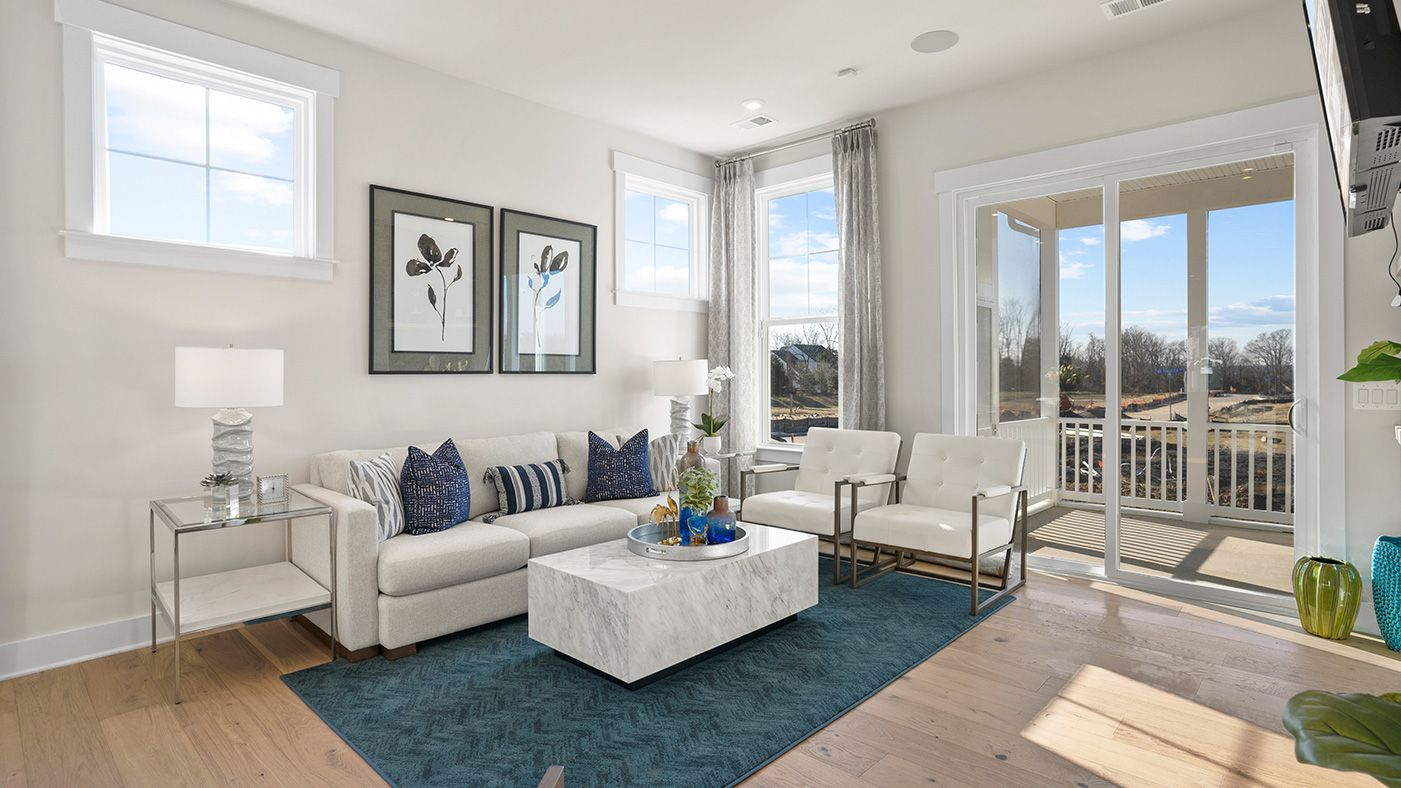 Living Area featured in The Beck By Stanley Martin Homes in Charlottesville, VA