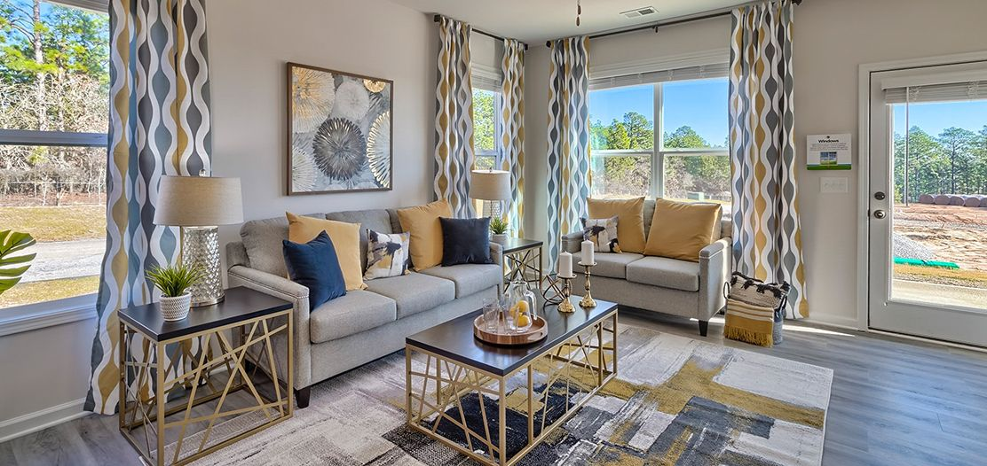 Living Area featured in The Summerton By Stanley Martin Homes in Augusta, SC