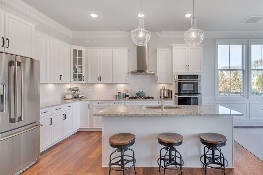 Kitchen featured in The Jackson By Stanley Martin Homes in Charlottesville, VA