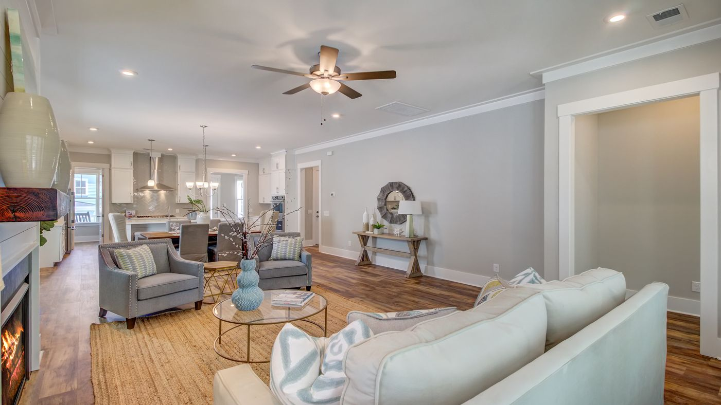Living Area featured in The Moreland By Stanley Martin Homes in Hilton Head, SC