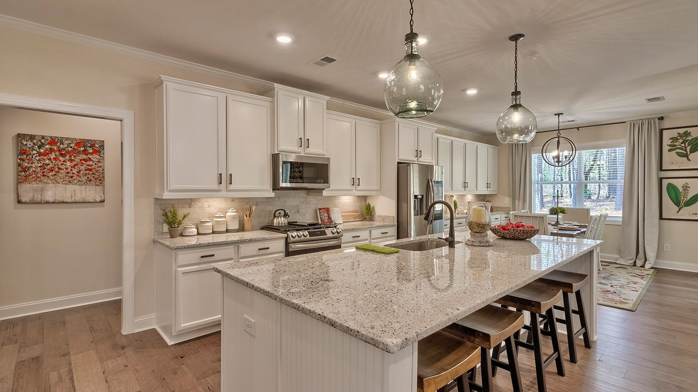 Kitchen featured in The Mayhew By Stanley Martin Homes in Columbia, SC