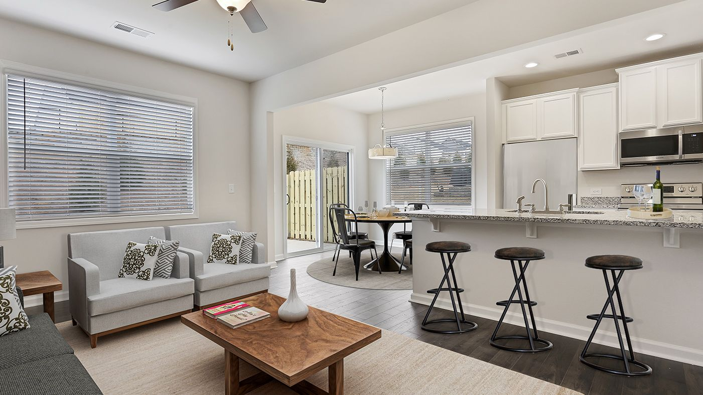 Living Area featured in The Peachtree By Stanley Martin Homes in Hickory, NC